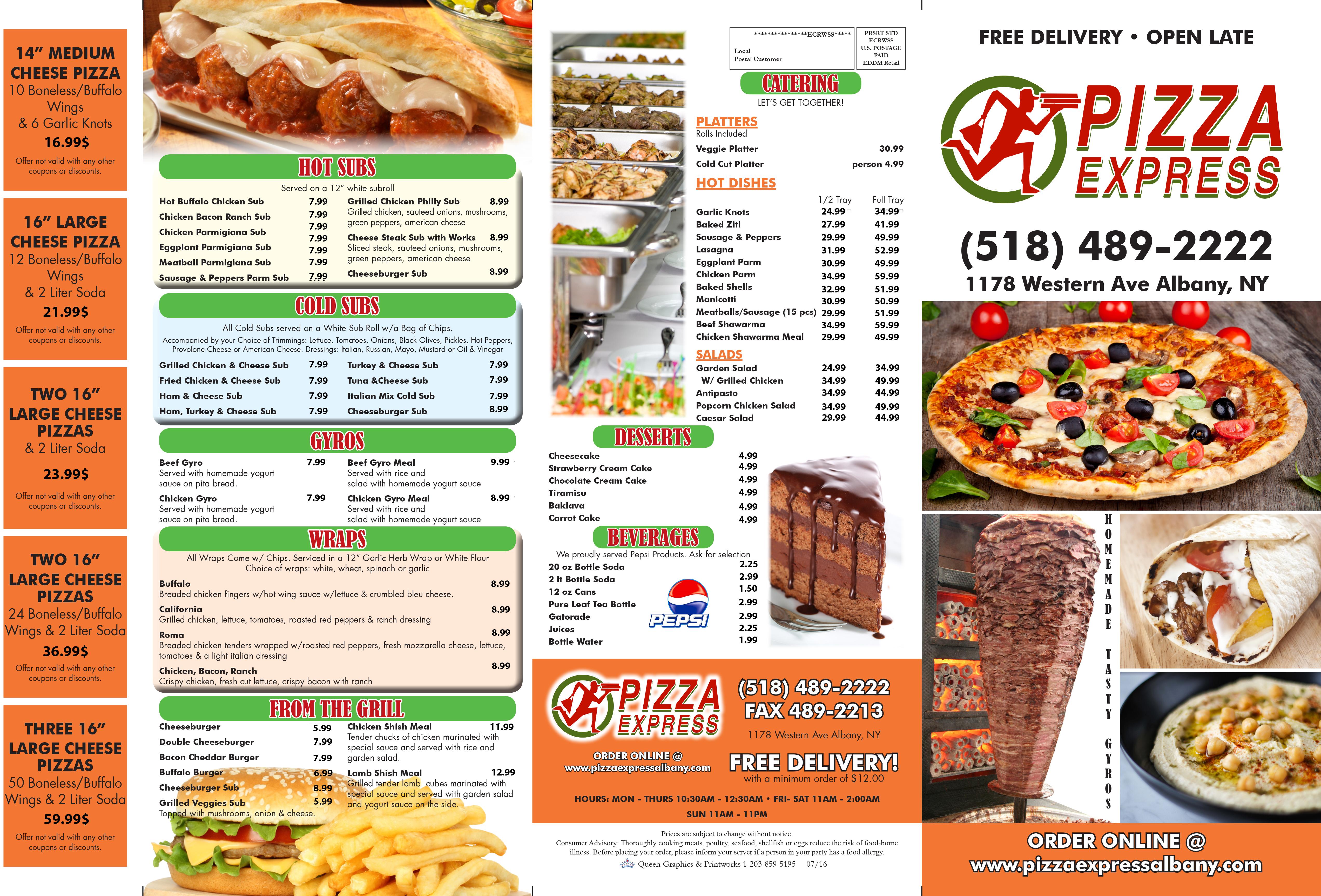 pizza express marketing mix